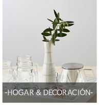 HOGAR & DECORACIÓN