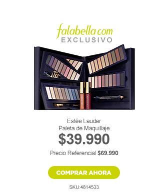 Estée Lauder paleta de maquillaje