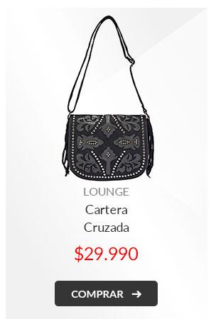 Lounge Cartera Cruzada