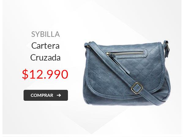 Sybilla Cartera Cruzada