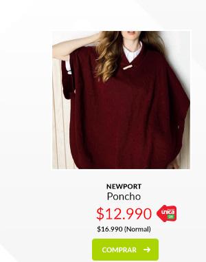 Newport poncho