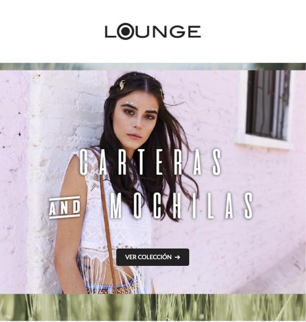 Ver colección Lounge carters y mochilas