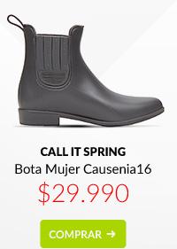 Call It Spring Bota Mujer Causenia16