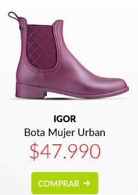 IGOR Bota Mujer Urban